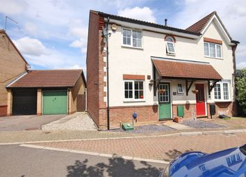 Thumbnail 3 bed semi-detached house for sale in Hidcote Way, Great Notley, Braintree, Essex