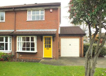 Thumbnail 2 bed semi-detached house to rent in Branthill Croft, Solihull