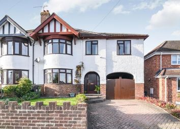 Thumbnail 4 bed semi-detached house for sale in Colin Road, Worcester, Worcestershire