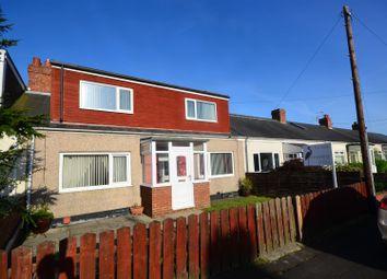 Thumbnail 4 bed cottage for sale in Alder Street, Castletown, Sunderland