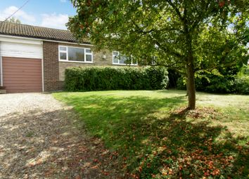 Thumbnail 2 bed detached bungalow for sale in High Street, Wrestlingworth