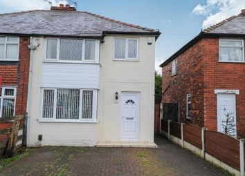 Thumbnail 3 bed semi-detached house for sale in Whitefield Road, Bury, Manchester, Greater Manchester