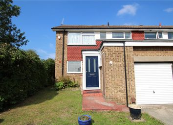 Thumbnail 3 bed end terrace house for sale in Dymchurch Close, South Orpington, Kent