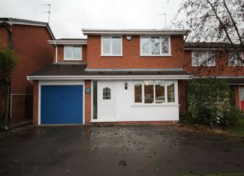 Thumbnail 4 bed detached house to rent in Marksbury Close, Dunstall, Wovlerhampton