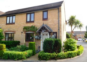 Thumbnail 3 bed semi-detached house for sale in Benjamin Road, Hamworthy, Poole