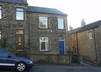 Thumbnail 3 bedroom end terrace house to rent in Far Dene, Kirkburton, Huddersfield