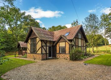 Thumbnail 3 bed detached house for sale in Caterfield Lane, Oxted