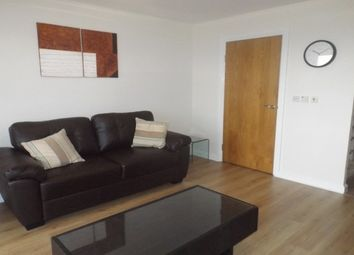 Thumbnail 1 bed flat to rent in Hansen Court, Century Wharf, Cardiff Bay