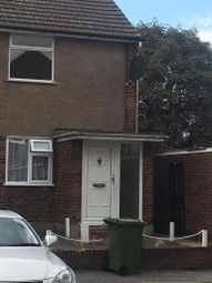 Thumbnail 2 bed maisonette to rent in Ely Close, Erith