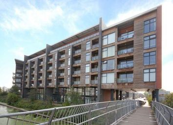 Thumbnail 2 bed flat to rent in Omega Works, Roach Road, Bow, Olympic Village, London