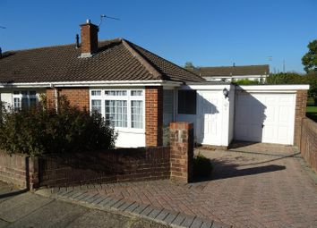 Thumbnail 2 bed semi-detached bungalow for sale in Dormans, Gossops Green, Crawley
