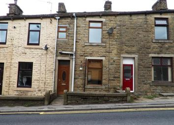 Thumbnail 2 bed terraced house for sale in Burnley Road, Weir, Rossendale, Lancashire