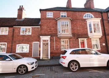 Thumbnail 2 bed terraced house to rent in Bailgate, Lincoln