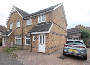 Thumbnail 4 bed semi-detached house to rent in Rutherford Close, Uxbridge