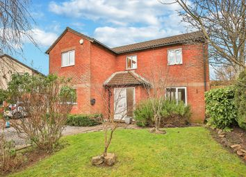 Thumbnail 4 bed detached house for sale in Cosmeston Drive, Penarth