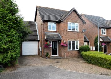 Thumbnail 5 bed detached house for sale in Mimosa Close, Basildon
