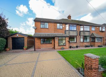 Thumbnail Semi-detached house for sale in Bridgewater Road, Worsley, Manchester