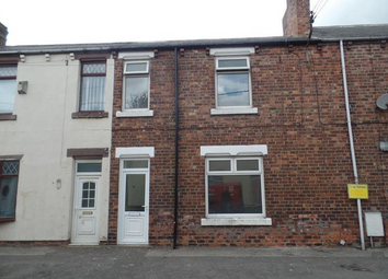 Thumbnail 2 bed terraced house for sale in North Road West, Wingate, County Durham