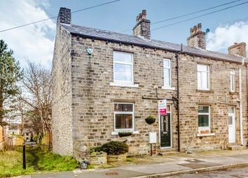 Thumbnail 3 bed end terrace house for sale in Rufford Road, Milnsbridge, Huddersfield
