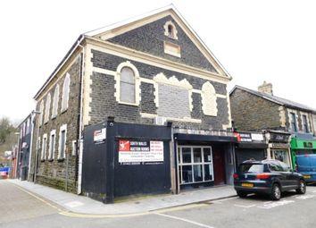 Thumbnail Pub/bar for sale in Hannah Street, Porth