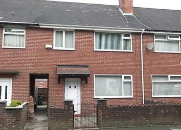 Thumbnail 3 bedroom town house for sale in Crompton Street, Farnworth