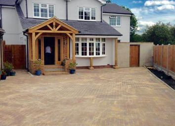 Thumbnail 4 bed detached house for sale in Peartree Lane, Doddinghurst, Brentwood