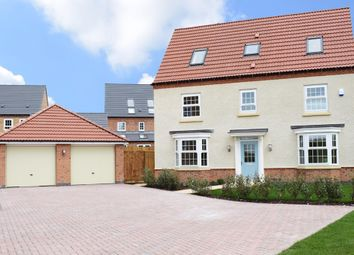 "Thumbnail 5 bed detached house for sale in ""Moorecroft Special"" at Hollygate Lane, Cotgrave, Nottingham"