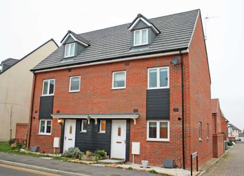 Thumbnail 4 bedroom semi-detached house for sale in Sir Frank Williams Avenue, Didcot