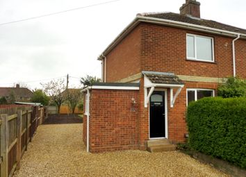 Thumbnail 3 bed semi-detached house for sale in Park Lane, Silfield, Wymondham