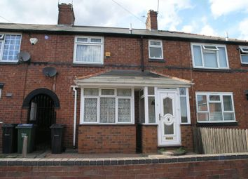 Thumbnail 2 bed terraced house for sale in Carlyle Road, Rowley Regis