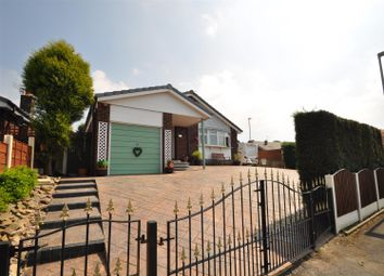 Thumbnail 3 bed detached bungalow for sale in Hill Mount, Dukinfield
