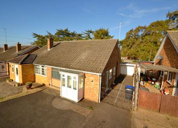 Thumbnail 2 bed bungalow for sale in Sherwood Avenue, Spring Park, Northampton
