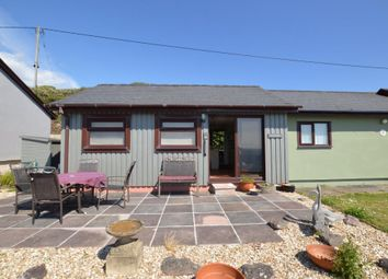 Thumbnail 2 bed semi-detached bungalow for sale in Bovisand Park, Down Thomas, Plymouth