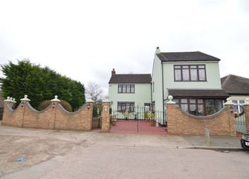 Thumbnail 4 bed detached house for sale in Beaconsfield Road, Enfield, Greater London
