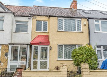 Thumbnail 3 bed terraced house for sale in Abbotts Road, Mitcham