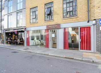 Thumbnail Retail premises to let in Shop, 165 Bermondsey Street, London