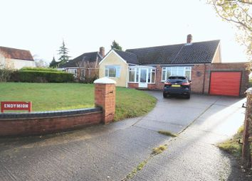 Thumbnail 3 bed bungalow for sale in Manor House Lane, Higher Heath, Whitchurch