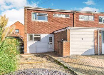 Thumbnail Semi-detached house for sale in Coventry Road, Cubbington, Leamington Spa