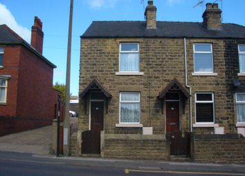 Thumbnail 2 bed end terrace house to rent in Burncross Road, Burncross, Sheffield