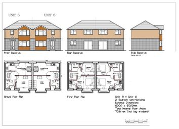 Thumbnail 2 bed semi-detached house for sale in Hydes Road, West Bromwich, West Midlands