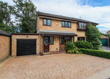 Thumbnail 3 bed semi-detached house for sale in Berwick Close, Chesterfield