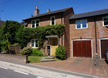 Thumbnail 3 bed end terrace house for sale in Broughton, Stockbridge, Hampshire