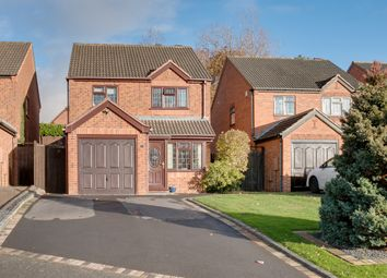 Thumbnail 3 bed detached house for sale in Duxford Close, Headless Cross, Redditch