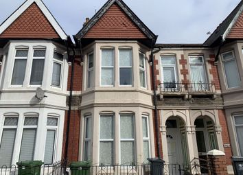 Thumbnail 4 bed property to rent in Heathfield Place, Heath, Cardiff