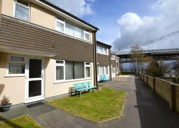 Thumbnail 3 bed terraced house for sale in Boscundle Row, Saltash, Cornwall