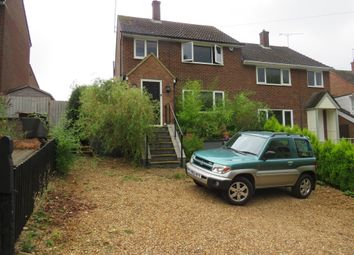 Thumbnail 3 bed semi-detached house for sale in Duck End, Great Brickhill, Milton Keynes
