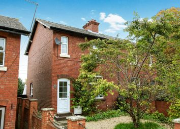 Thumbnail 2 bed terraced house for sale in Railway Cottages, Station Road, Tidworth