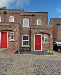 Thumbnail 2 bedroom end terrace house for sale in Burgate Crescent, Sherfield-On-Loddon, Hook