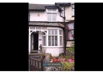 Thumbnail 2 bed terraced house to rent in Beresford Road, Windermere