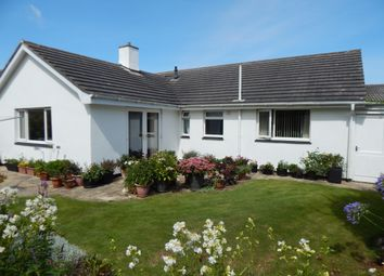 Thumbnail 4 bed detached bungalow for sale in Gwithian Road, Connor Downs, Hayle